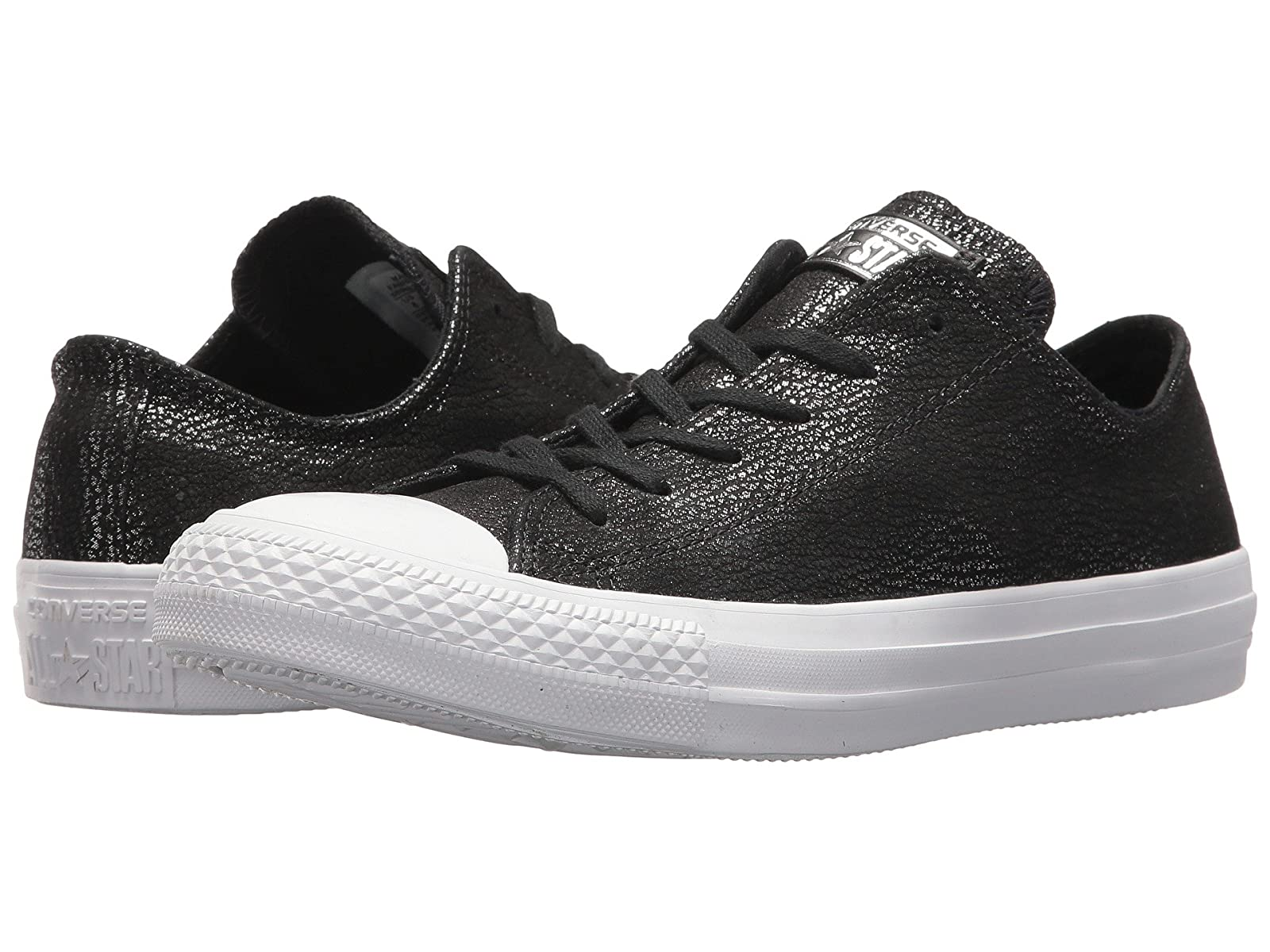 Converse Chuck Taylor® All Star Tipped Metallic OxCheap and distinctive eye-catching shoes