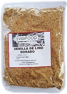 comprar comparacion Semillas de Lino Dorado - 1kg