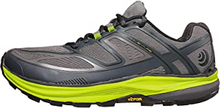 Topo Athletic Men's Athletic Ultraventure Trail Running Shoes, Grey/Green