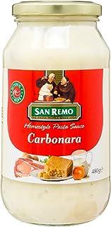 San Remo Carbonara Pasta Sauce, 480g