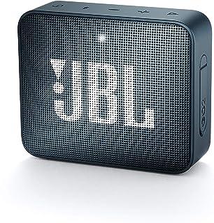مكبر صوت محمول جو 2 بتقنية البلوتوث من جيه بي ال، كحلي رمادي داكن (JBLGo2Navy - Navy)