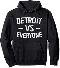 Detroit VS Everyone Hoodie Funny Michigan Gift Shirt