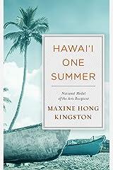 Hawai'i One Summer Kindle Edition