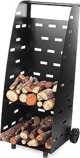 Amazon.es: Leñeras - Accesorios para chimeneas de exterior: Jardín