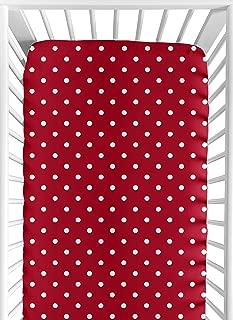 sweet jojo ladybug crib bedding