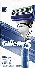 Gillette 5 Men's Razor Handle, 2 ct