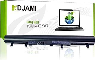 KDJAMI - Batería de repuesto para portátil AL12A32 AL12A72 para Acer Aspire E1-510 E1-510P E1-522 E1-530 E1-530G E1-532 E1-570 E1-570G E1-572 E1-572G (4 celdas, 2500 mAh, 14,8 V), color negro