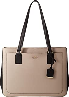 Kate Spade Women's Cameron Street Zooey Satchel Leather Top-Handle Bag Tote