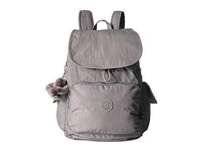 Kipling Citypack Backpack (Slate Grey) Backpack Bags