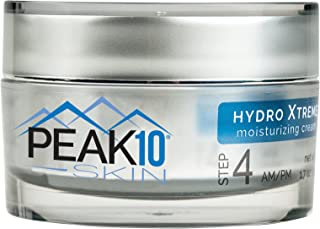 PEAK 10 SKIN - HYDROXtreme moisturizing cream 1.7oz