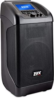 """LyxPro Traveler Portable PA Speaker 