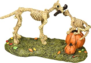 Department 56 Halloween Collections Haunted Pets at Play Figurine Village Accessory, Multicolor