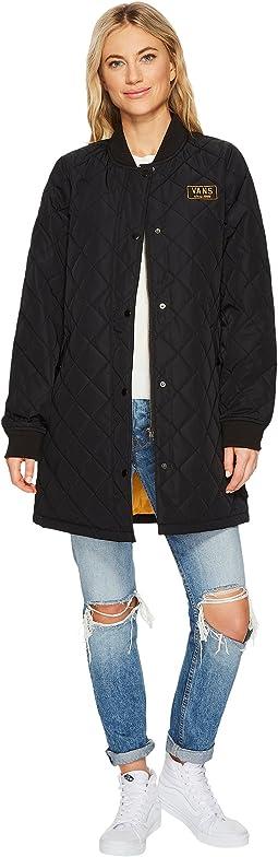 Vans - Boom Boom Quilted Jacket