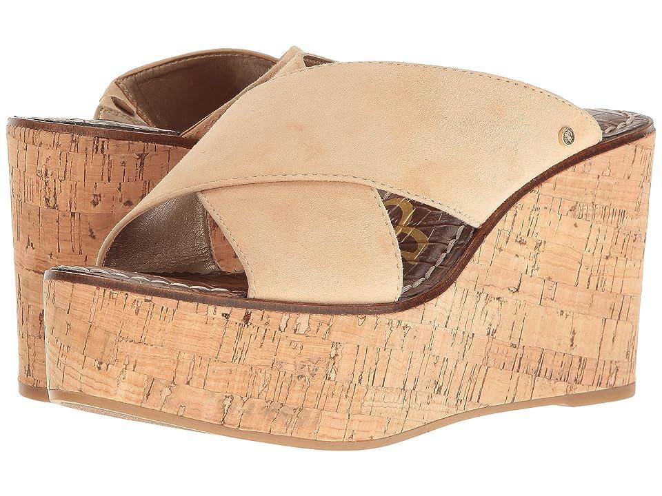 4775a3975  110.00 More Details · Sam Edelman Darlene (Natural Naked Kid Suede  Leather) Women s Shoes