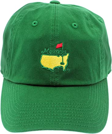 aa46c2ffa51 The Masters Golf Tournament Green Caddy Hat