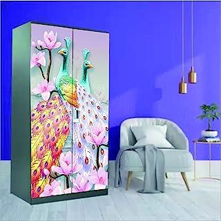 Decor Production Self Adhesive Wallpaper Wall Sticker for Almirah/Wardrobe(pt2)