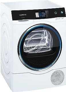 Siemens WT47X940EU sèche-linge Autonome Charge avant Noir, Blanc 9 kg A+++ - Sèche-linge (Autonome, Charge avant, Condensa...