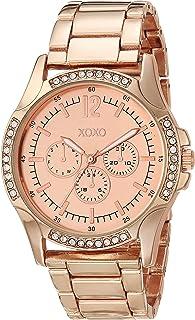 XOXO Women's Alloy Steel Quartz Watch (Model: XO193AZ)
