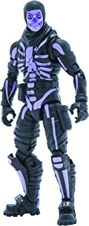 Fortnite Legendary Series 6in Figure Pack, Skull Trooper (Purple Glow)
