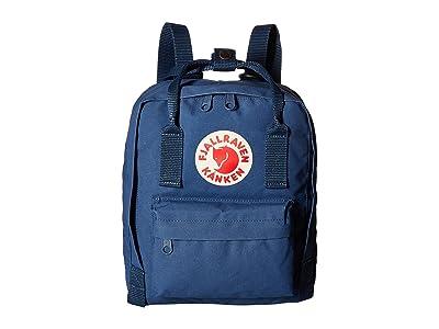 Fjallraven Kanken Mini (Royal Blue) Backpack Bags