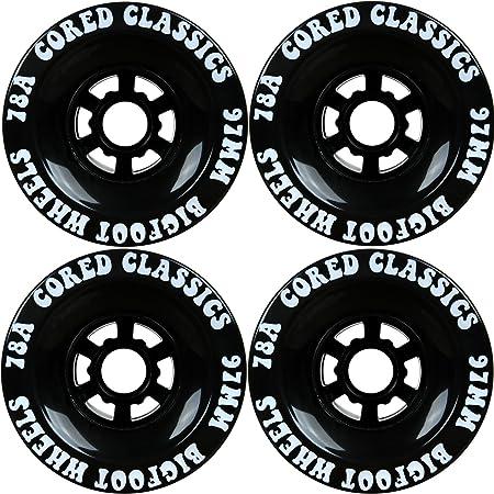 Bigfoot Cored Classics Longboard Wheels