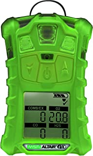 MSA ALTAIR Phosphorescent 4X Portable Multigas Detector