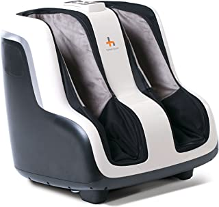 Human Touch Reflex SOL Foot and Calf Vibration Massager - Patented Technology - Extended Height, Adjustable Tilt Base