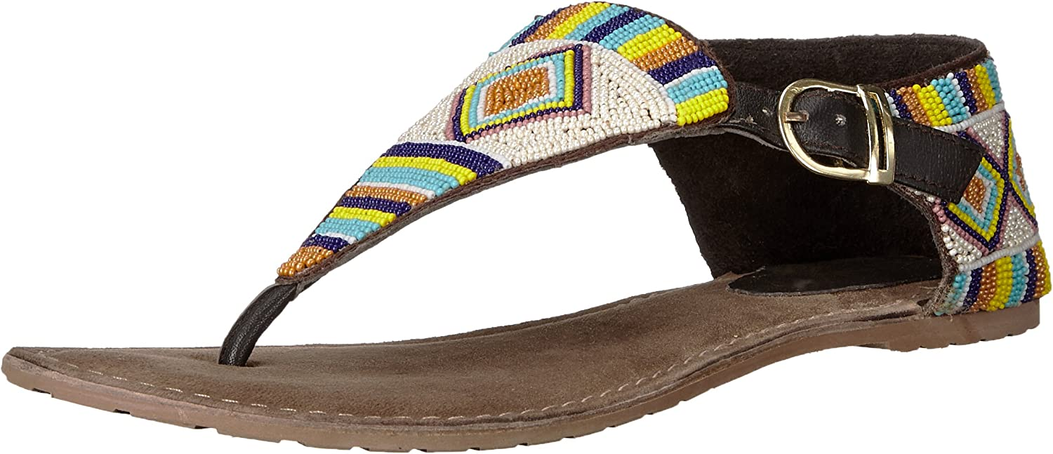 Matisse Coconuts by Women's Gulf Thong Sandal