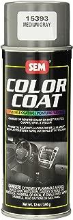SEM 15393 Medium Gray Color Coat -12 oz.