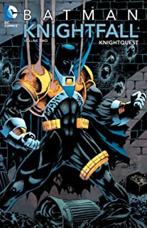 Batman: Knightfall, Vol. 2: Knightquest