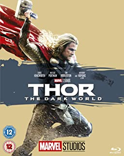 Thor: The Dark World [Blu-ray] [2013] - Region Free