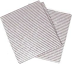 Filtro Grasa Universal para Cualquier Tipo de Campana, Juego de 2, 57 x 47 cm, Cortar a Medida