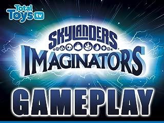 Clip: Skylanders Imaginators Gameplay