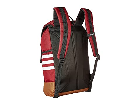 Mochila adidas Burgundy White Timber Midvale Collegiate Neo nH00PaOpZ