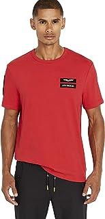 Avirex Men's Short Sleeve Officer T-Shirt