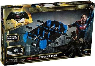 "Franklin Sports, 20"" Batman VS Superman Foosball Table Fun Family Game"