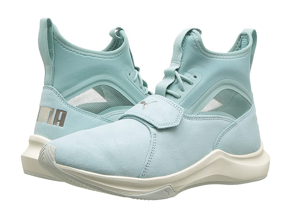 PUMA Phenom Shimmer (Aquifer/Whisper White) Women