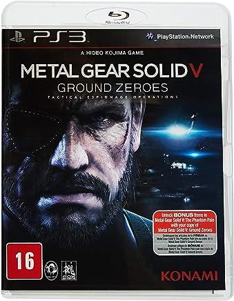 Metal Gear V: Ground Zeroes - PlayStation 3