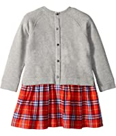 Burberry Kids - Francine Dress (Little Kids/Big Kids)