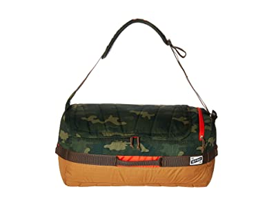 Kelty Dodger Duffel 40L (Green Camo/Canyon Brown) Duffel Bags