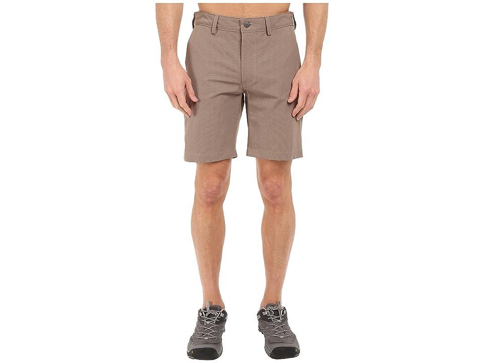 The North Face Rockaway Shorts (Weimaraner Brown/Dune Beige (Prior Season)) Men