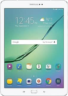 "Samsung Galaxy Tab S2 - Tablet - Android 5.1.1 (Lollipop) - 32 GB - 9.7"" Super AMOLED ( 2048 x 1536 ) - rear camera + front camera - microSD slot - Wi-Fi, Bluetooth - 4G - Verizon - white"