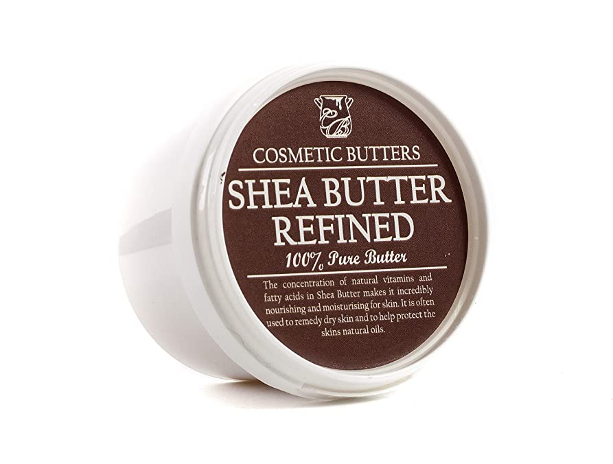 祭り寛容なに話すShea Butter Refined - 100% Pure and Natural - 100g
