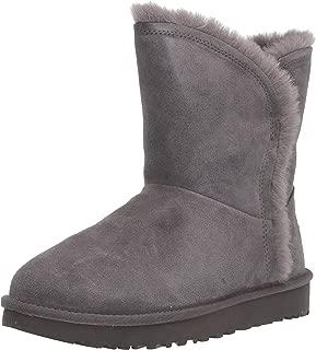 Women's Classic Short Fluff High-Low Fashion Boot