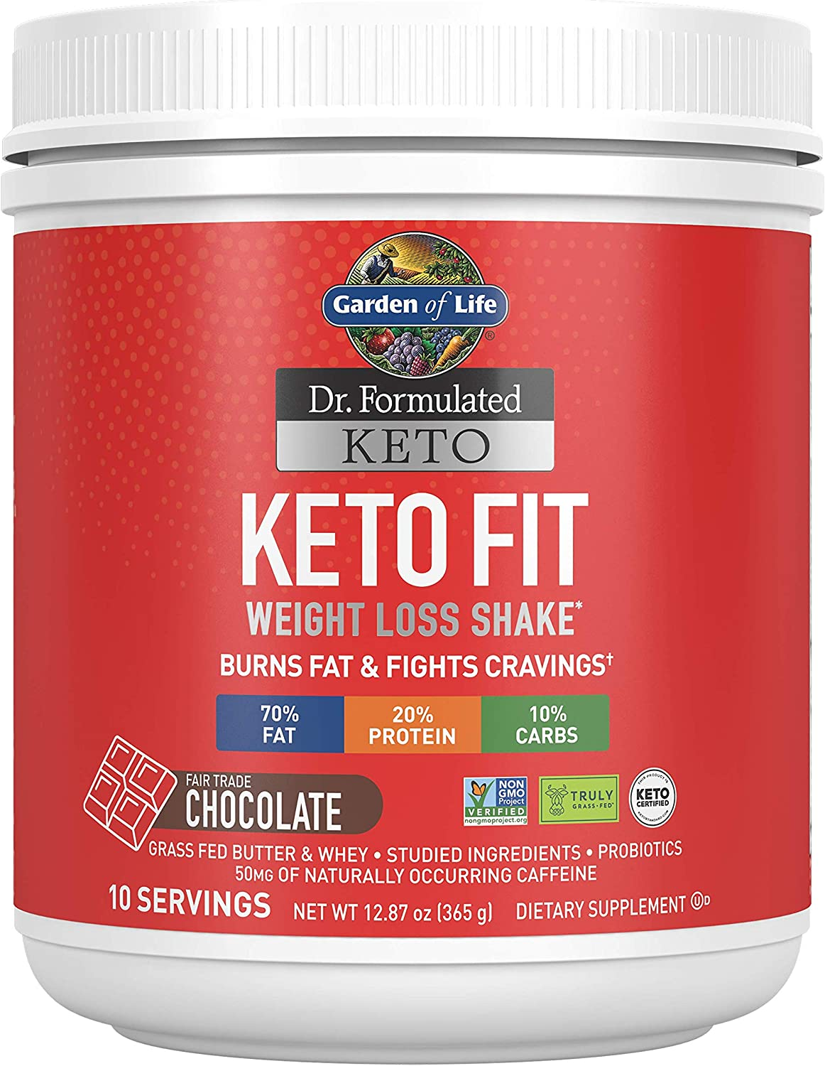 Garden of Direct sale of manufacturer Life Dr. Formulated Keto In a popularity Shake Loss Fit Truly Weight