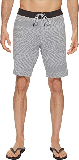 Sofa Surfer Fleece Shorts Woodside 18.5""