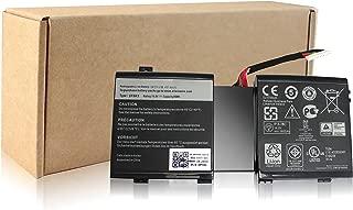 Angwel 14.8V 5800mAh Repalcement Laptop Battery for Dell Alienware M17X R5 Series M18X R3 Series, Fit for KJ2PX 0KJ2PX F8K3 02F8K3 G33TT 0G33TT - 1 Year Warranty