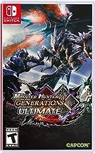 Monster Hunter Generations Ultimate - Nintendo Switch (Renewed)
