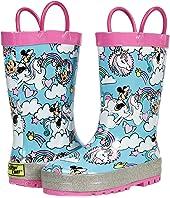 Minnie Unicorns Dreams Rain Boots (Toddler/Little Kid)