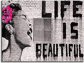 street art life is beautiful